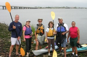 Gateway Bike & Boathouse Partners with NYC Parks and Sebago Canoe Club